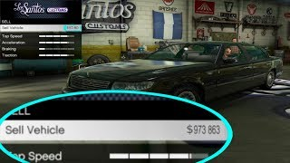 Download How To Sell Any Street Car For 900,000 Without Upgrades (GTA 5 Online Money Glitch)100% legit 1.40 Video