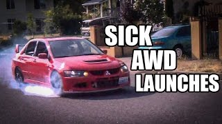 Download 24 SICK AWD Launches! Video