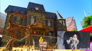 Download [4K] The IT Experience - Haunted House Attraction - Hollywood - Highlights Video