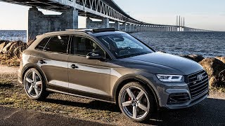 Download UNIQUE SPEC! - 2018 AUDI SQ5 (354hp/500Nm/V6T) - The Best SUV? (Quantum gray + black optics) Video