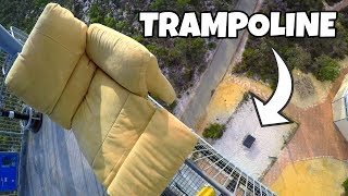 Download LAZY BOY Vs. TRAMPOLINE from 45m! Video