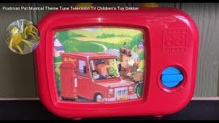 Download Postman Pat Song Musical Theme Tune Television TV Children's Toy Dekker Video