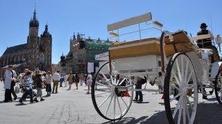 Download Best of Krakow: city of Polish Kings Video