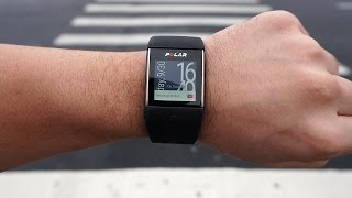 Download Polar M600 First Look: Serious Fitness meets Android Wear Video