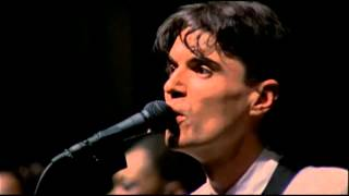 Download Talking Heads - Slippery People (from ″Stop Making Sense″) Video