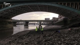 Download What lies beneath the River Thames? Video