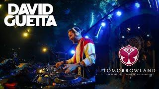 Download David Guetta live Tomorrowland 2018 Video