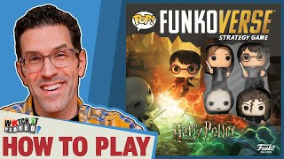 Download Harry Potter Funkoverse – How to Play Video