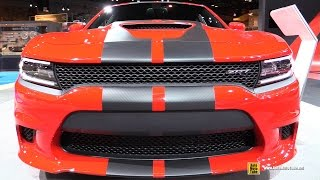 Download 2016 Dodge Charger SRT Hellcat - Exterior and Interior Walkaround - 2016 Chicago Auto Show Video