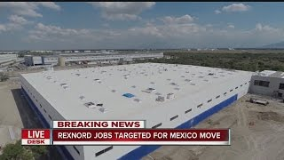 Download Rexnord jobs targeted for Mexico move Video