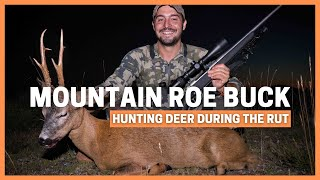 Download ROE BUCK SEASON in spain with rifle Video