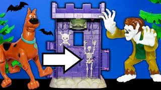 Download Scooby Doo Tower of Terror Unboxing Friends take a Bath Video