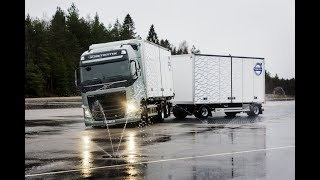 Download Volvo Trucks - Zero Accidents! The ultimate challenge Video