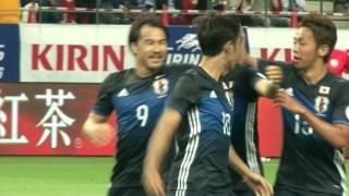 Download 【サッカー日本代表2016年】ハリルジャパン 全30ゴール集⚽ Japan national football All30 Goals in 2016 Video