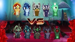 Download ELEMENTALS VS GHOUL ELEMENTALS - Slugterra/Bajoterra Slug It Out 2 Video