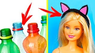 Download DIY Barbie Ideas | 12 Clever Barbie Hacks and Crafts Video