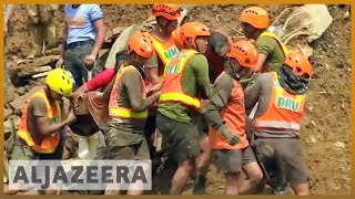 Download 🇵🇭 🌀 Typhoon Mangkhut: Dozens feared dead in Philippines landslide   Al Jazeera English Video