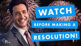 Download WATCH THIS BEFORE MAKING A NEW YEAR'S RESOLUTION! | Doctor Mike Video