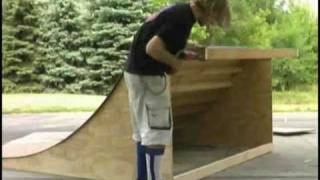 Download Building a Mini Ramp Video