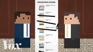 Download Why American voter registrations are disappearing Video