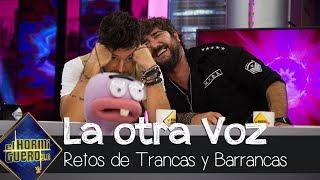 Download Pablo López y Antonio Orozco lloran de risa con sus valoraciones en 'La Voz' - El Hormiguero 3.0 Video