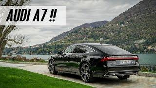 Download ESSAI de l' AUDI A7 Sportback 2018 !! [55 TFSI] Video
