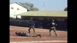 Download (Vidéo) Guinée: un tac-tic de combat à couper le souffle Video