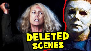 Download Halloween's ALTERNATE ENDING + DELETED SCENES You Never Got To See! (2018) Video
