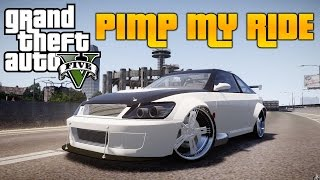 Download GTA V - Pimp My Ride #154 | Benny's Sultan RS | Car Customization NEW UPDATE Video