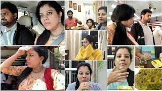 Download BHAGA KOPAM VACCHINDHI | FULL FRUSTRATION | PALAK PARATHA WITH JONNA PINDI | FACE & HAIR MASK Video