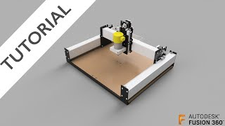 Download Fusion 360: Assembly Joints and Limits on the Shapeoko 3 Video