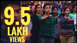 Download Medex flash mob at Shangumugham by Trivandrum Medical College Video