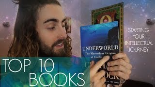 Download Top 10 Books! (For Starting Your Intellectual Journey) Video