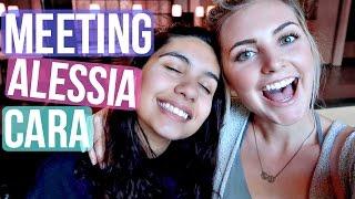 Download WE MET ALESSIA CARA! Video