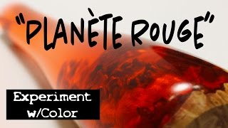 Download #30 ″Planète Rouge″ Experiment w/Color Video