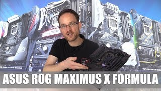 Download ASUS ROG Maximus X Formula First Look (English) Video