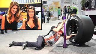 Download CAR BROS gets banned from SEMA Video