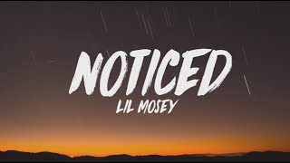 Download Lil Mosey - Noticed (Lyrics) Video