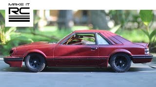 Download Assembling Chassis, Installing Electronics, and First Test Drive of 1/24 Mustang (E16) Video