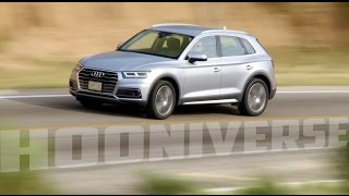Download First Drive: 2018 Audi Q5 Video