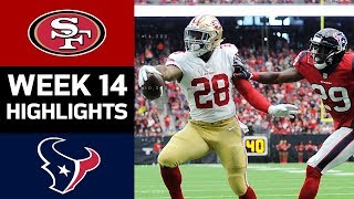 Download 49ers vs. Texans | NFL Week 14 Game Highlights Video