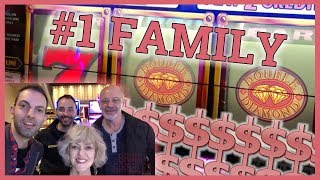 Download 👫👬My Family is #1 in SLOTS!🎊🎰🎉 ✦ Slot Machine Pokies w Brian Christopher Video