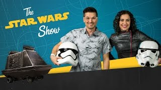 Download Talking the Future of Star Wars on the Set of Rogue One. The Star Wars Show Returns! Video
