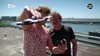 Download Kan Klaas ongezien een selfie maken met Rico Verhoeven? - Stap 2 Video
