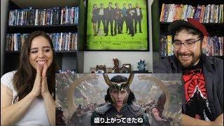 Download Thor RAGNAROK - International DOCTOR STRANGE Trailer Reaction / Review Video