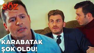 Download Nazlı'yı İsteyen Ateş'e Erdem Komutandan Tokat! | Söz 58. Bölüm Video