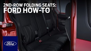 Download Transit Connect 5-Passenger: 2nd-Row Folding Seats | Ford How-to | Ford Video