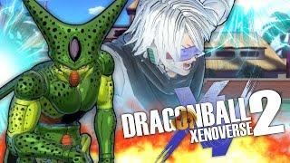 Download Xenoverse 2   FULL POWER CELL!   Dragon Ball Xenoverse 2 [10] Video
