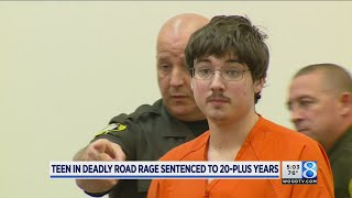 Download Man convicted of road rage murder sentenced Video