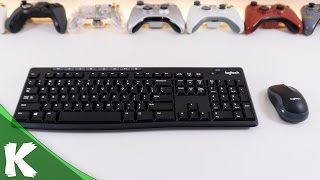 Download Logitech Wireless Combo MK270   Unboxing & Review Video